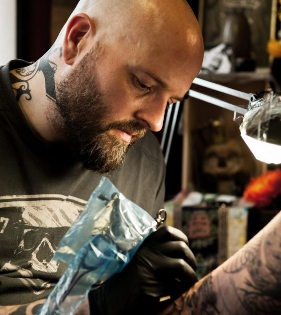 Darkos Oneness Tattooshop Tilburg Studio